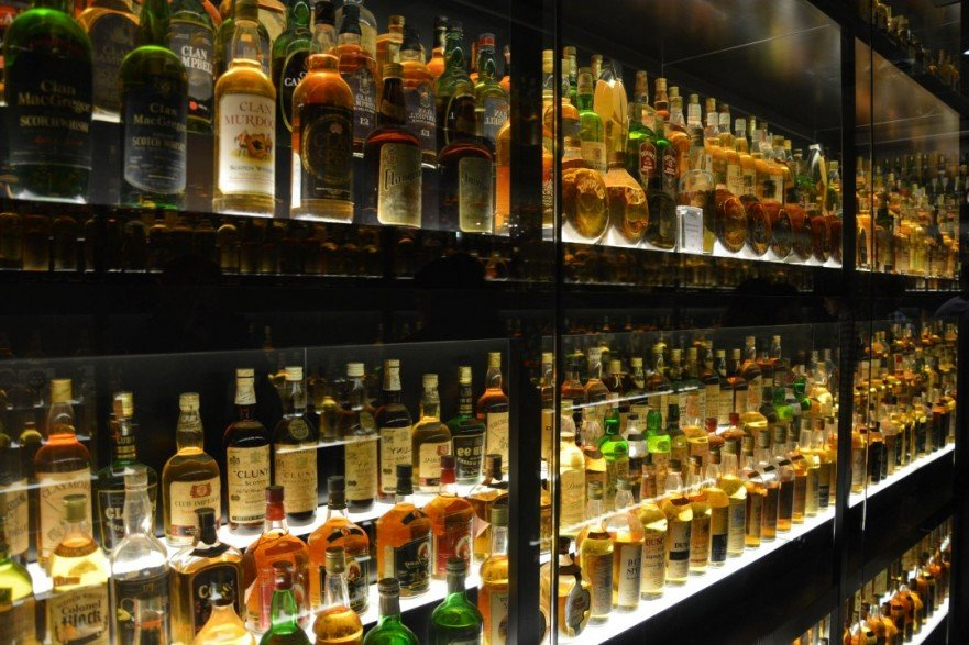 Scotch Whisky Museum