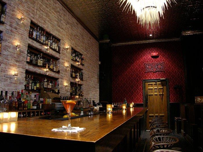 Bourbon & Branch SF Bar