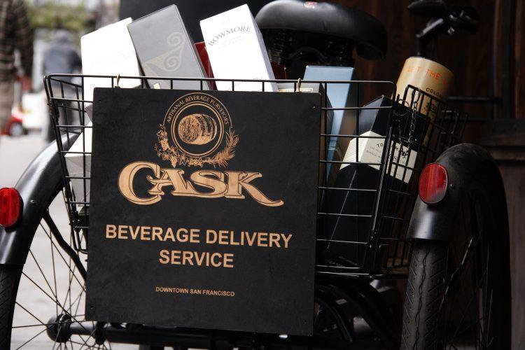 Cask Beverage Delivery Service