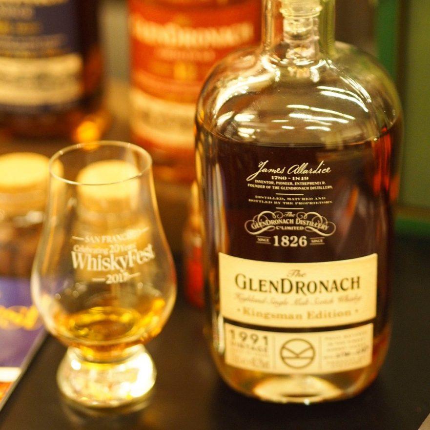 Glendronach Kingsman Edition 1991