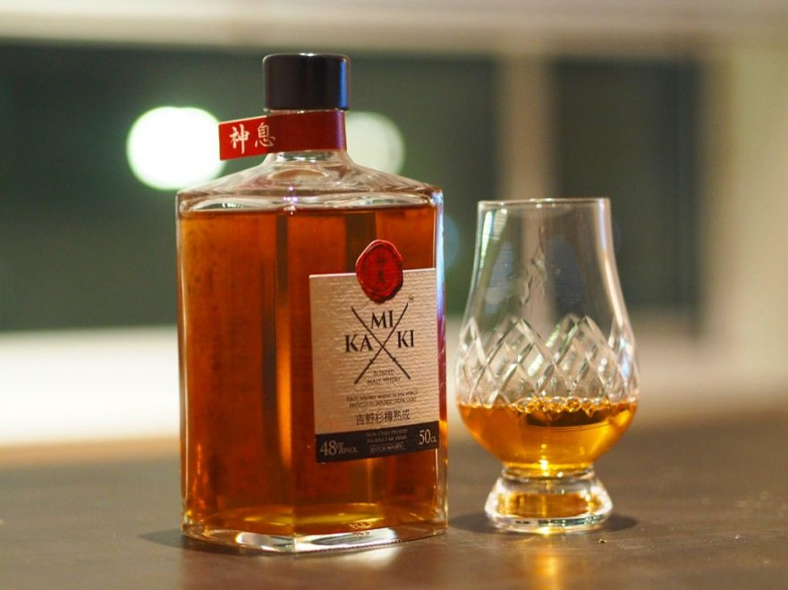 Kamiki Japanese Whisky