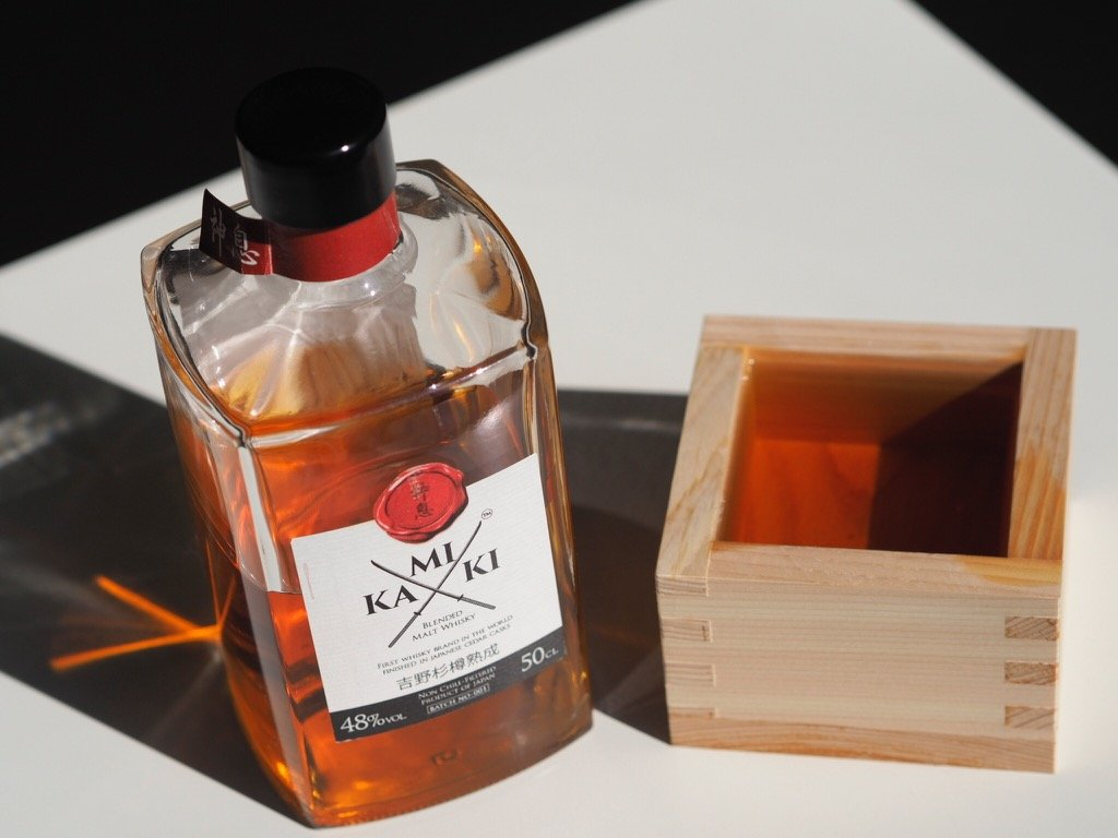 Kamiki Japanese Whisky