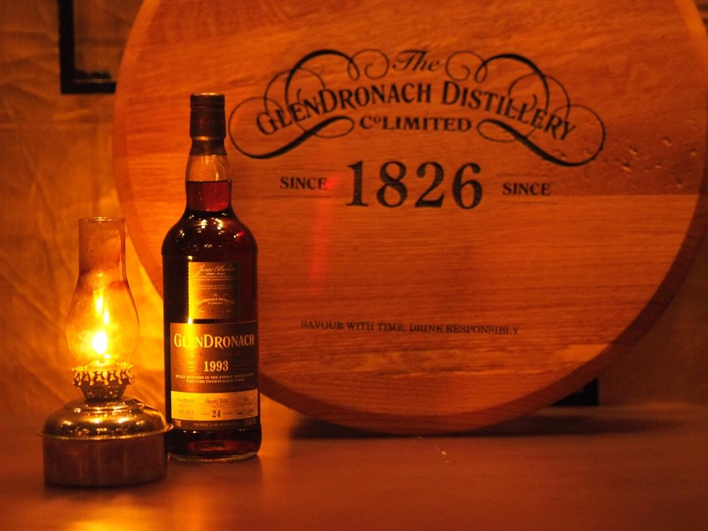 GlenDronach Single Cask 1993