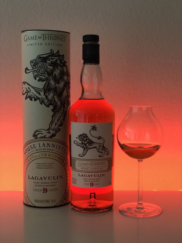 Lagavulin 9 Game Of Thrones