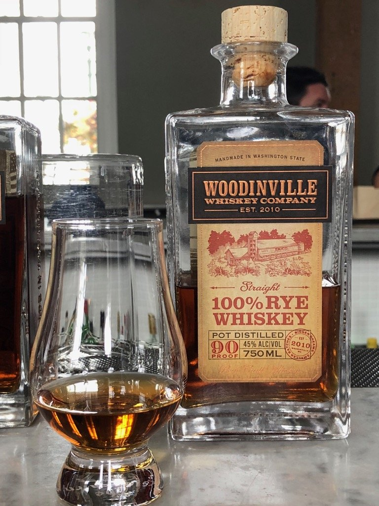 Woodinville Rye Whiskey