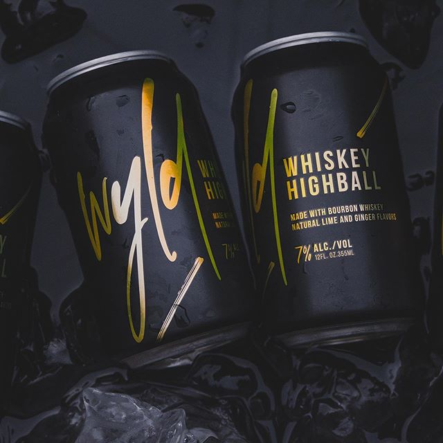 Wyld Whiskey Highball