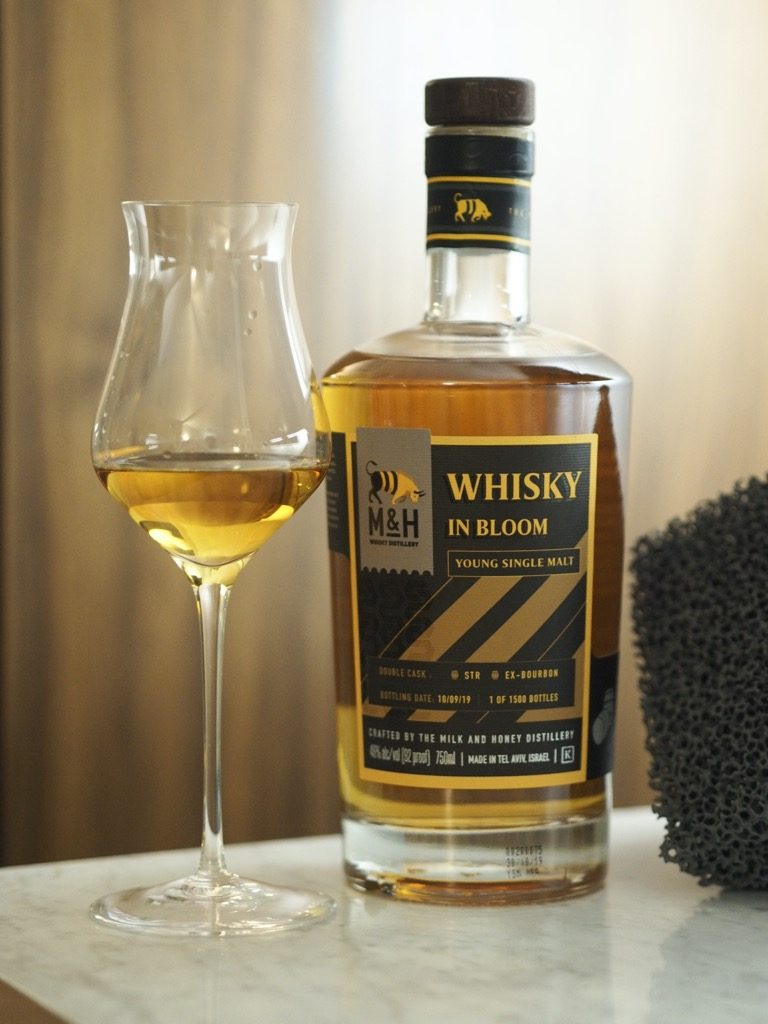Milk & Honey Whisky In Bloom