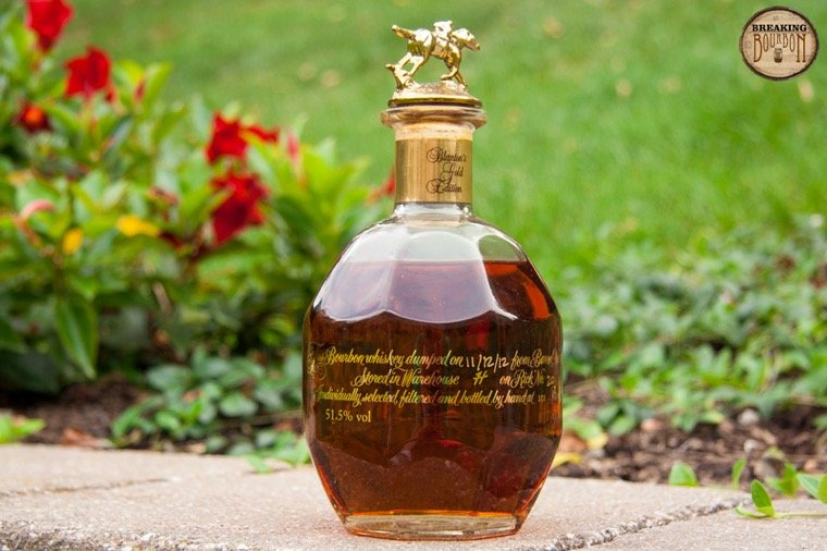 Blanton's Gold in the US