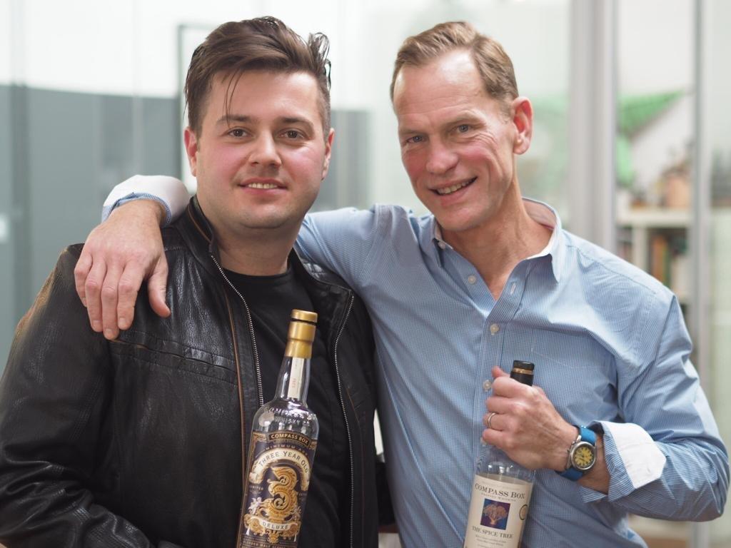 Koray Ozdemir & John Glaser